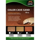 Terra Exotica Color Cave Sand rot 10kg