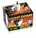 Exo Terra Light Dome small UV-Reflektorlampe aus Aluminium 14cm